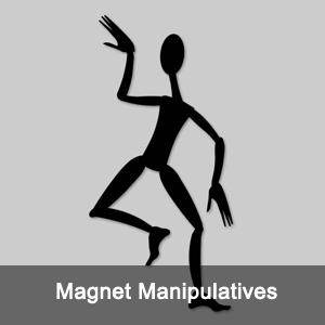 magnetic manipulatives